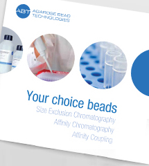 product catalog agarose bead technologies