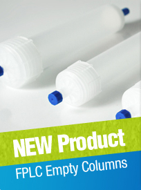 New Product : FPLC Empty Columns