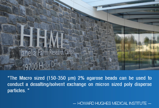 testimonial: HOWARD HUGHES MEDICAL INSTITUTE