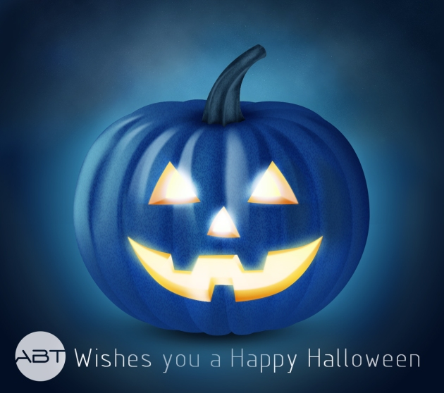 Wishing you a Happy Halloween